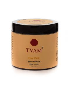 Tvam Face Pack - Neem - Anti-Acne - 100gms
