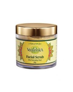 Vedantika Herbal Facial scrub 50gm