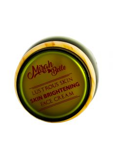 Mirah Belle Naturals Lustrous Skin Brightening Face Cream 50gm