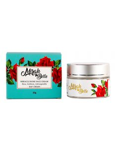 Mirah Belle Naturals Rose – Gokharu – Ashwagandha Miracle Rose Face Cream 50gm