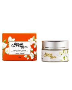Mirah Belle Naturals Jasmine – Mulberry – Ashwagandha Exotic Face Cream 50gm
