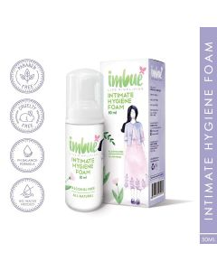 Imbue All Natural Intimate Hygiene Foam 50 ml