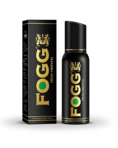 Fogg Black Fresh Oriental Body Spray Deodorant For Men