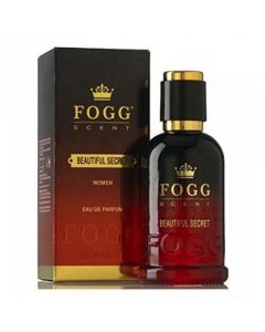 Fogg Scent Beautiful Secret Women Fragrance Body Spray 100ml