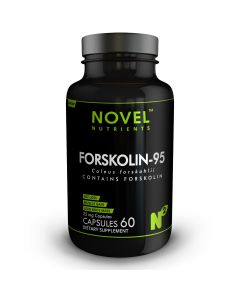 FORSKOLIN-95  25MG CAPSULES - FAT BURNER