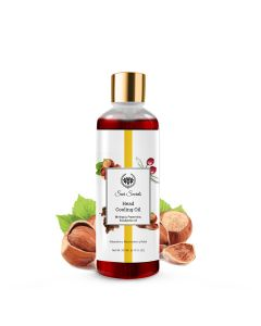 Seer Secrets Head Cooling Oil Bhringraj, Peppermint, Eucalyptus Oil - 200 ml