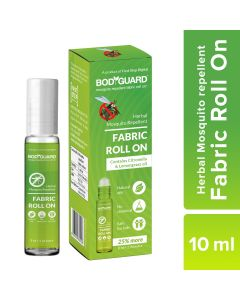 BodyGuard Herbal Natural Mosquito Fabric Roll On - 10ml