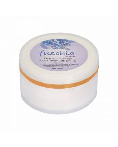 Fuschia Garden Lavender Day Cream with SPF 15 50gm