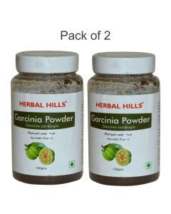 Garcinia Powder - 100 gms - Pack of 2