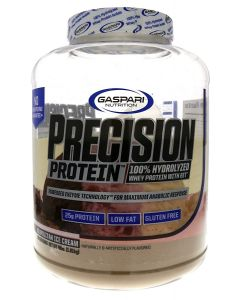 Gaspari Nutrition Precision Protein, 4lbs Neapolitain Ice Cream