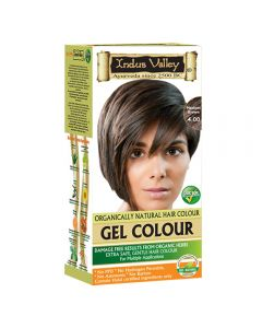 Indus Valley Organically Natural Hair Color  (Medium Brown)