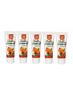 Globus Apricot & Walnut Polishing Scrub Pack of 5