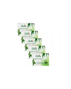 Globus Neem & Tulsi Soap Pack of 5