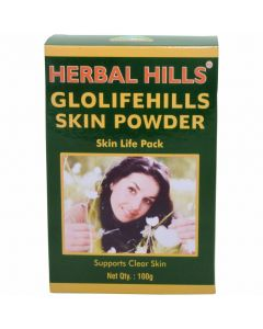 Glolifehills Skin Powder - 100 gms - Pack of 2