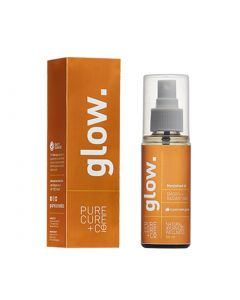 PURECURE+CO Glow Manjistadi Oil for Healthy Skin, Clear Complexion 100 ml