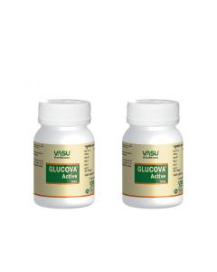 Glucova Active Tablet (60 Tabs) (Pack of 2)