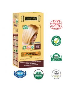 Indus Valley Botanical Golden Wheat Blonde Hair Color