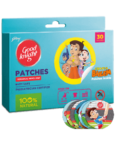 Good knight Mosquito Patches 30 Patches