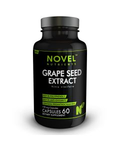 GRAPE SEED 100 MG CAPSULES - ANTIOXIDANTS