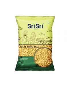 Sri Sri Tattva Split Green Gram - 1kg