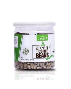 Zevic Green Coffee Beans 250 gm