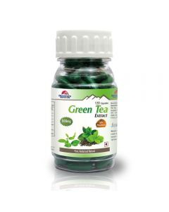 Green Tea 500Mg 120 Capsules