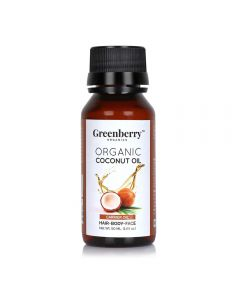 Greenberry Organics Organic Coconut Oil 50ml