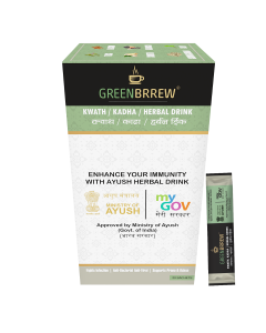 Greenbrrew Green Coffee Beans Powder, 200g