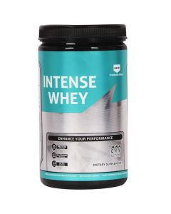 Greenex Nutrition Intense Whey 1lb Strawberry Creme