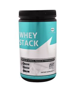 Greenex Nutrition Whey Stack 1lb Strawberry Creme