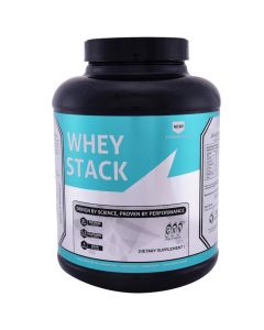 Greenex Nutrition Whey Stack 4.5lb Strawberry Creme