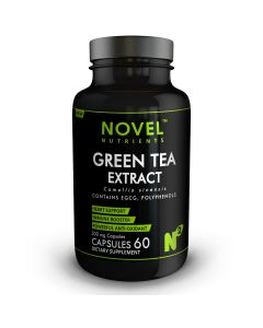 GREEN TEA EXTRACT 500 MG CAPSULES-HEART SUPPORT