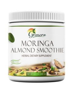 Grenera Moringa Almond Smoothie 240 gm