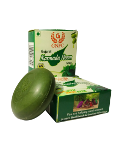 Gujarat Narmada Neem Soap (Pack of 6)