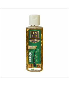 20Microns Herbal Hair Kranti Herbal Hair Oil - 100 ml