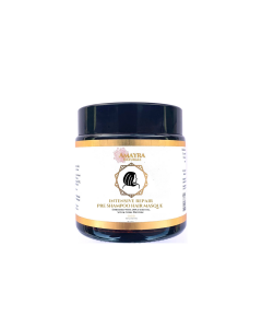 Amayra Naturals Kiara Apple Seed Oil + Hemp Seed Oil + Soya & Corn Protein Intensive Repair Hair Masque - 100gm