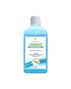 Sterifast Hand Sanitiser 200 ML (PACK OF 10)