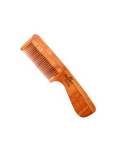 Neem Wood Comb (Handle model)
