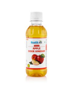 Healthvit Apple Cider Vinegar 250ml ( Filtered)