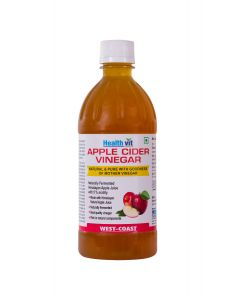 Healthvit Apple Cider Vinegar 500ml