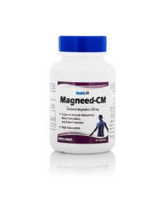 Healthvit Magned-CM 250 Mg 60 Capsules