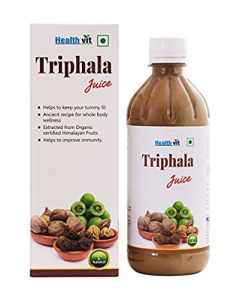 Healthvit Triphla Juice (500 ml)