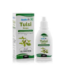 Healthvit Tulsi Drop Juice 30ml