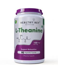 HealthyHey Nutrition L-Taurine 500mg - Amino Acid Supplement - 120 Vegetable Capsules