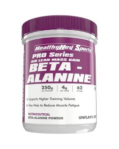 HealthyHey Sports Beta-Alanine Powder for Endurance - 250 gram