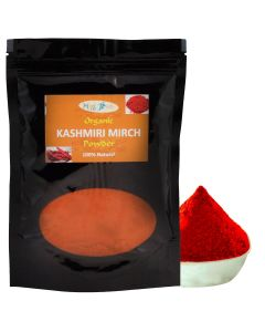 HealUrBody Organic Kashmiri Lal Mirch-250 (Pack of 1)