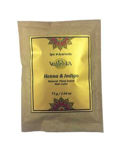 Vedantika Herbals Henna & Indigo  Hair color 75gm