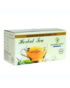 Aarogyam Herbs Herbal Tea 25 Bags