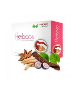 20Microns Herbal Herbcos Control PCOS - 30 tablets