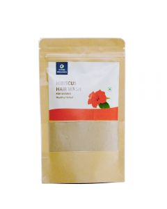 Future Organics Hibiscus Hair Wash Powder for Women - 100 gm